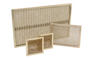 MAJR Products' line of ready-to-install honeycomb ventilation panels provide optimum EMI/RFI shielding.