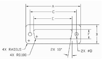 D-Subminiature Gaskets for Connectors - Figure 2