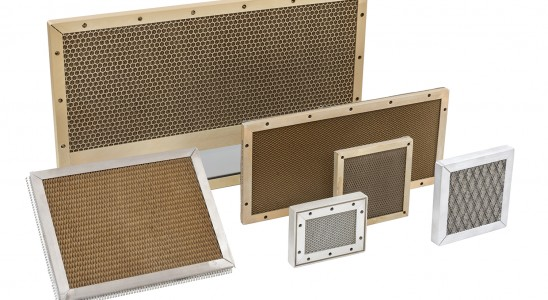 Honeycomb Waveguide panels are often used in the electronics industry