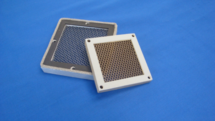 MAJR offers EMI/RFI shielded fan ventilation panels in a variety of materials and 5 different sizes.