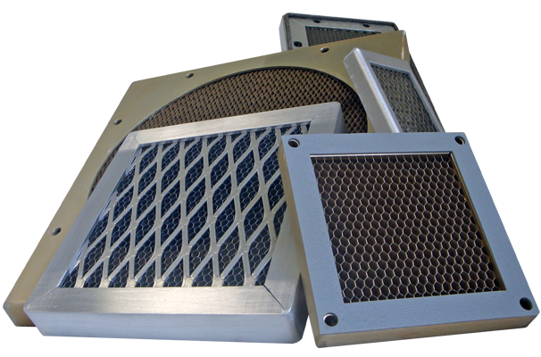 Fan Ventilation Panels are manufactured to meet the commercial market's requirements