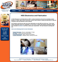 HSG Electronics and Fabrication Image