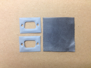 radthin conductive rubber or also known as conductive elastomer and conductive silicone