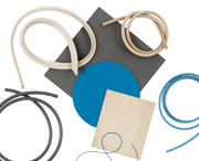 MAJR Products' Conductive Silicone is a molded silicone filled with conductive inert particles.