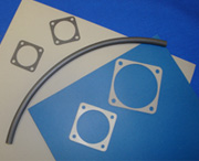 Conductive Silicone, also known as Conductive Elastomer (5000 series)