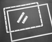 Rigid Mounting Frame EMI/RFI Shielding Gaskets