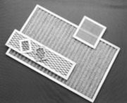 Shielded Air Filter Panels