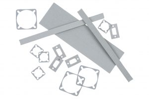 MAJR Products' Multicon EMI Gaskets, which are made of oriented wire in silicone and provide superior EMI/RFI shielding