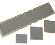 MAJR Products' EMI shielded windows