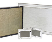 MAJR Products Honeycomb Waveguide Ventilation Panels for superior EMI/RFI attenuation.