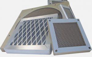 shielded ventilation