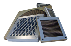 Shielded Fan Ventilation Panels