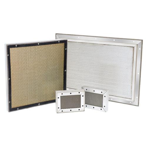 MAJR Products - Honeycomb Waveguide Panels