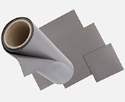 MAJR Products' EMI shielding mesh tape (1000 Series), available in variable sleeve diameters and mesh widths
