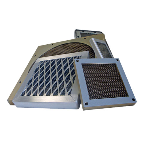 EMI Shielded Fan Ventilation Panels