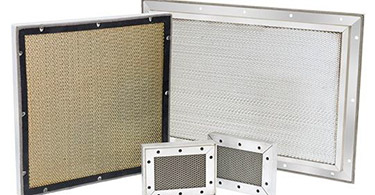 Figure 5 Honeycomb Ventilation Panels
