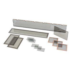 EMI Shielded Windows and Conductive Coatings